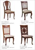 стулья деревянные, цвет каштан 5